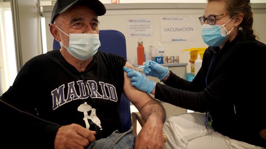 España supera los tres millones de vacunados con las dos dosis