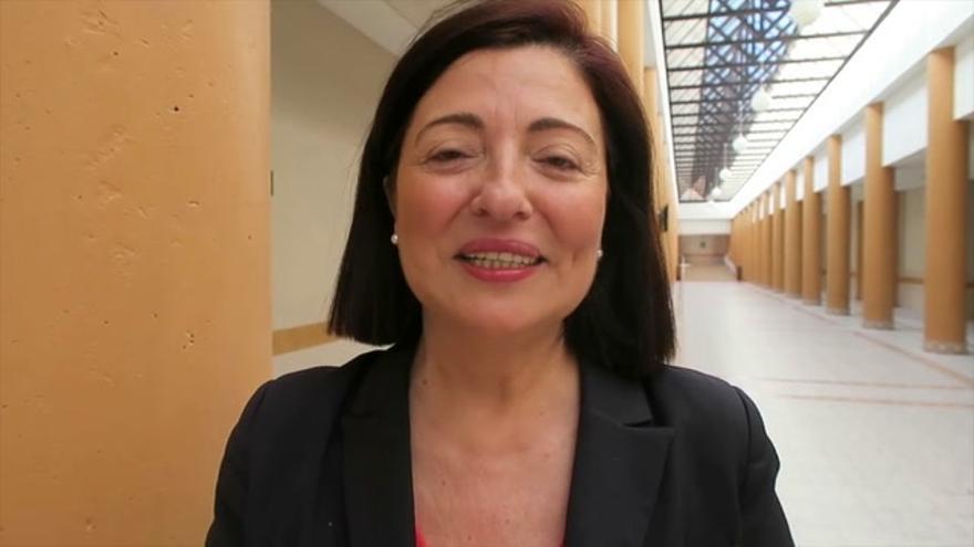Mariló Lozano, presidenta de la Asociación Nacional de Abogados de Familia