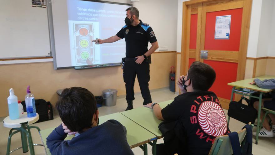La Educación Vial regresa a las aulas