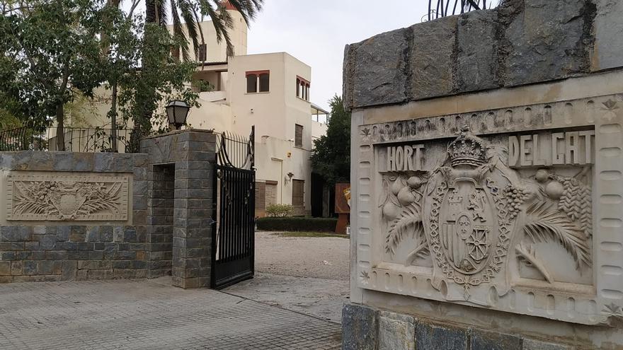 """El Hort del Gat de Elche se convertirá en el """"Casal Fester y Cultural"""""""