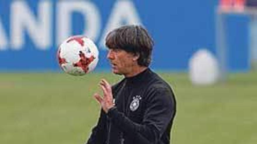 Alemania, al ataque y a por la Copa