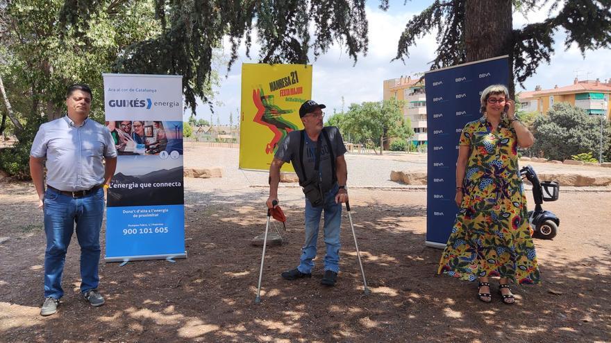 Buhos, Manel Camp i un espectacle de Xàldiga, entre els plats forts de la Festa Major de Manresa 2021