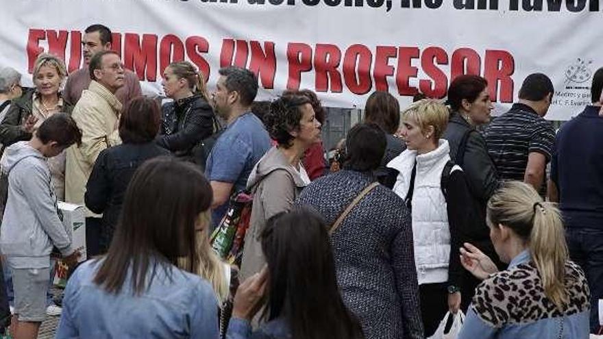 Gijón y Oviedo demandan más docentes y finalizar obras pendientes