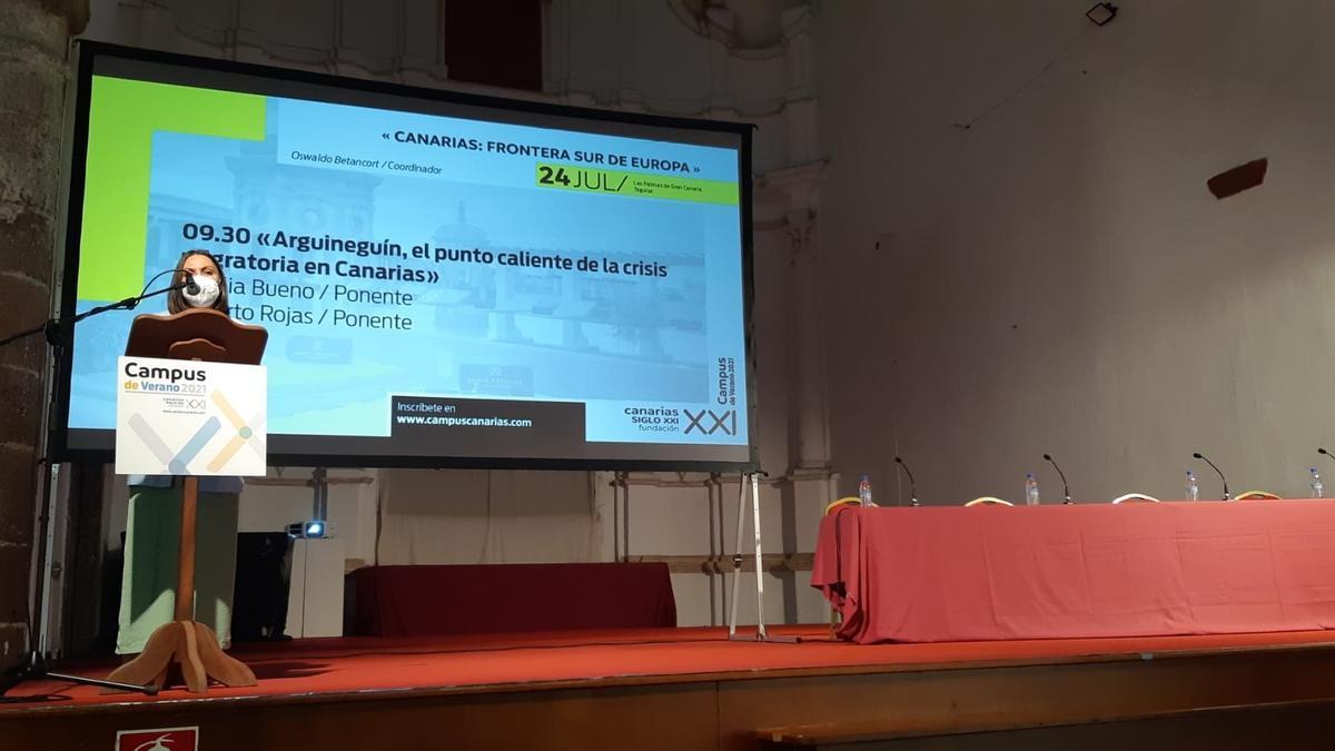 Última jornada del Campus de Verano de la Fundación Canaria Siglo XXI