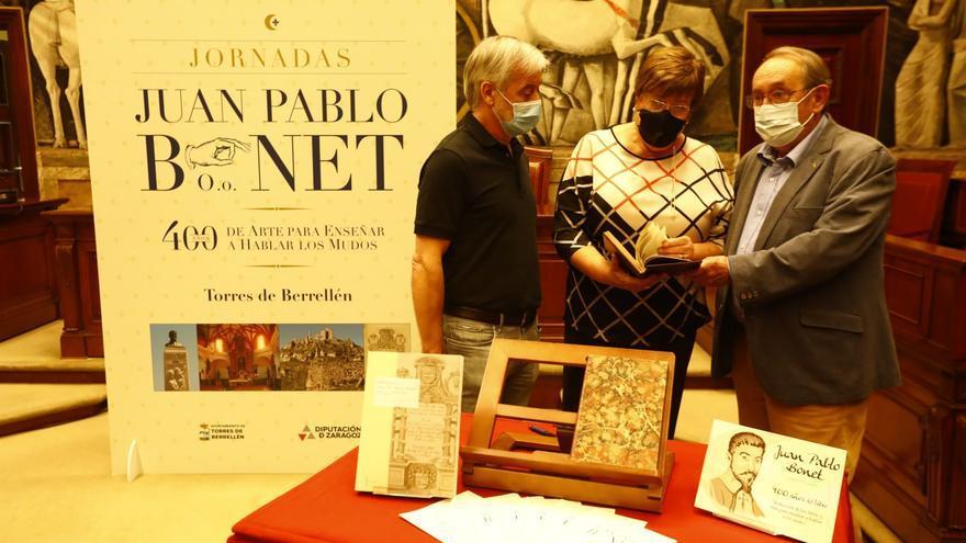 """Juan Pablo Bonet, """"el maestro de sordomudos"""", mantiene su vigencia 400 años después"""