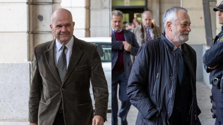 La sentencia de los ERE castiga una era del PSOE andaluz y manda a la cárcel a Griñán