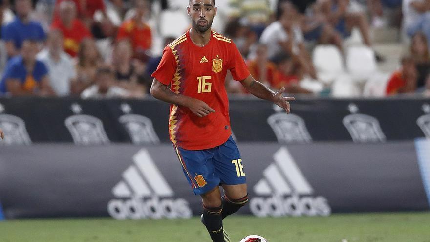 Brais Méndez, convocat amb la selecció espanyola