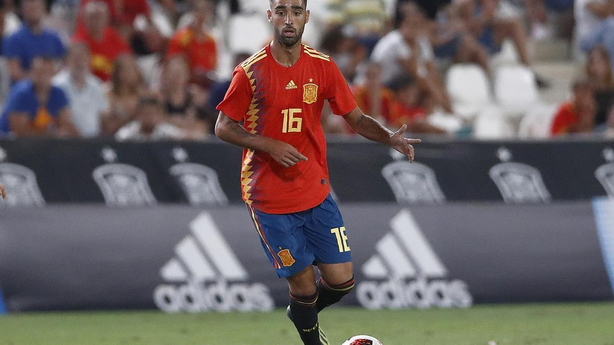 Brais Méndez, futbolista del Celta
