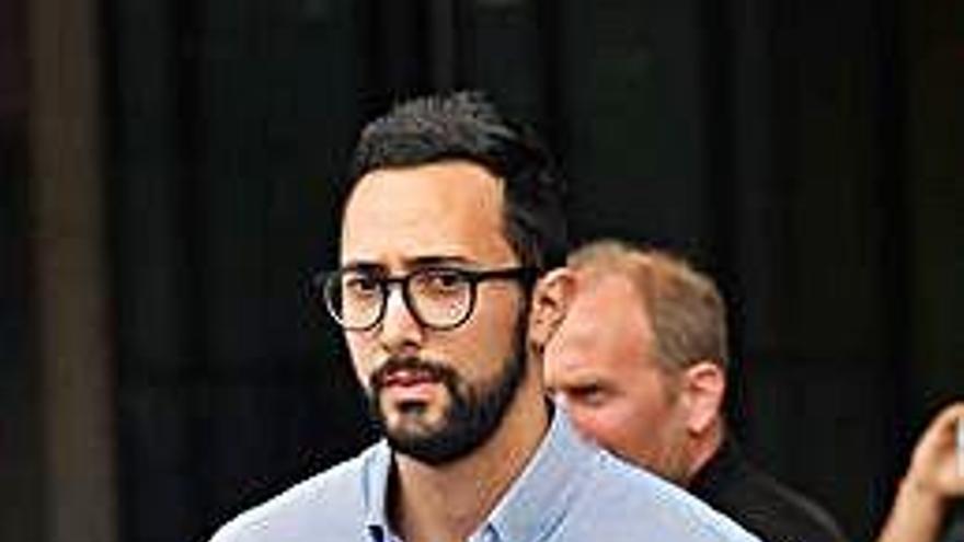 El Tribunal de Derechos Humanos da la espalda al rapero Valtonyc