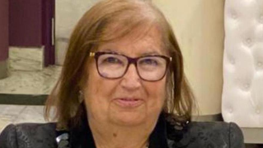 Fallece la lorquina Marisa Aragón, primera juez de España
