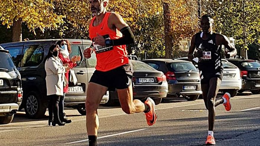 Suárez Laso estará en la maratón de los Juegos Paralímpicos de Tokio