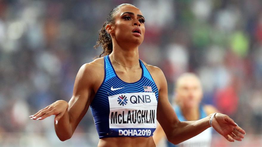 McLaughlin, récord mundial de 400 tanques i calor extrema en l'últim dia de proves