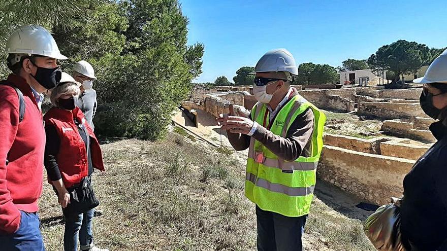 Guardamar del Segura abre en junio las puertas a su patrimonio arqueológico