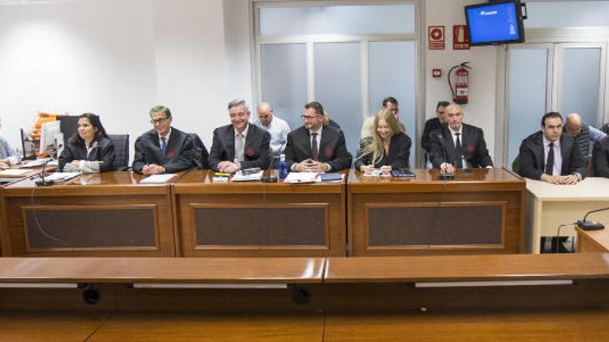 El jurado absuelve a los 7 acusados del asesinato del alcalde de Polop