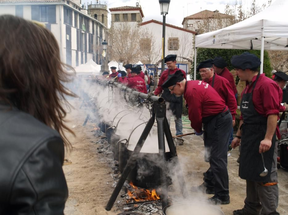 Festa de l'Escudella de Castellterçol