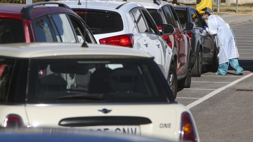 La provincia de Alicante suma 40 muertes en un día, el máximo de la pandemia