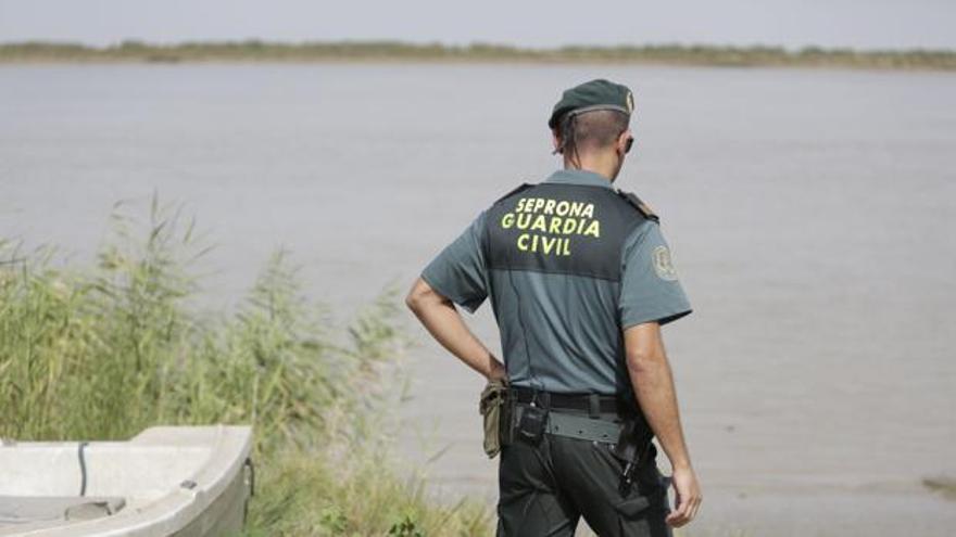 El Seprona intercepta 45 kilos de pescado  y cinco fusiles  en Tenerife