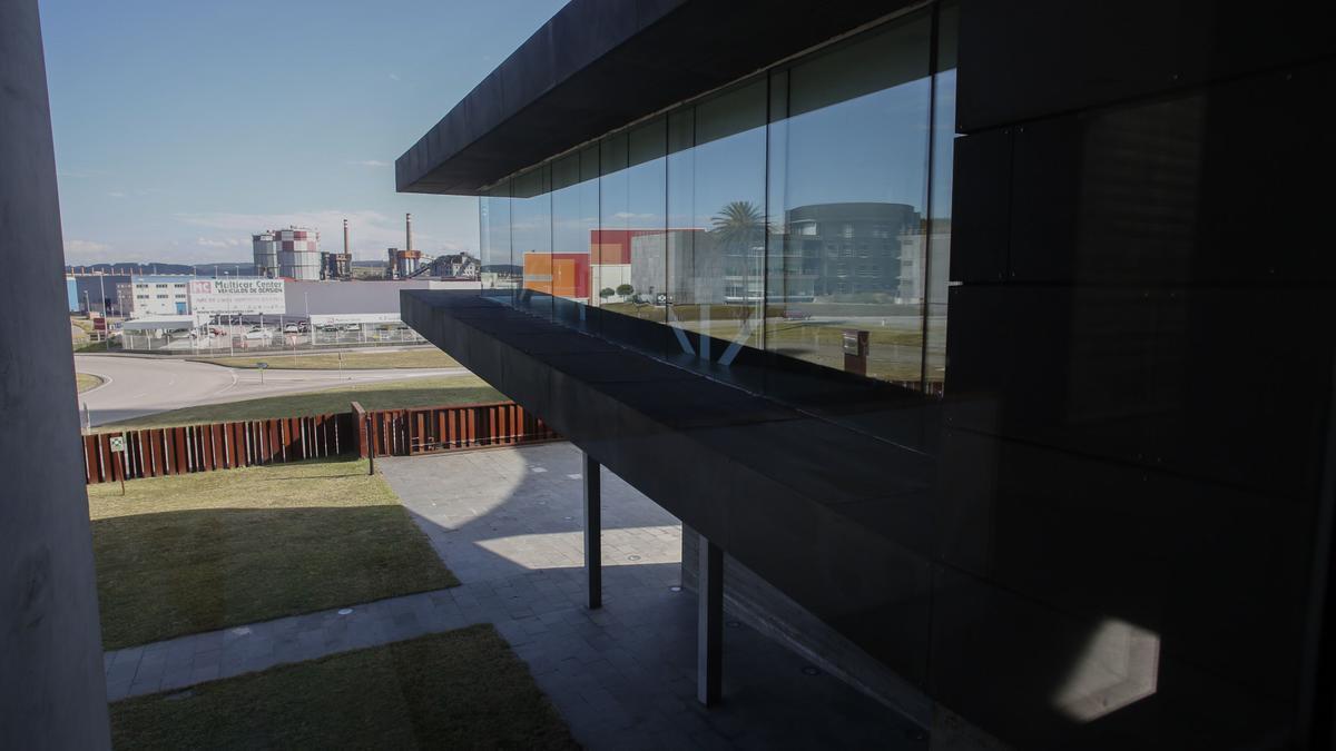 Instalaciones de Idonial, en el PEPA / Mara Villamuza
