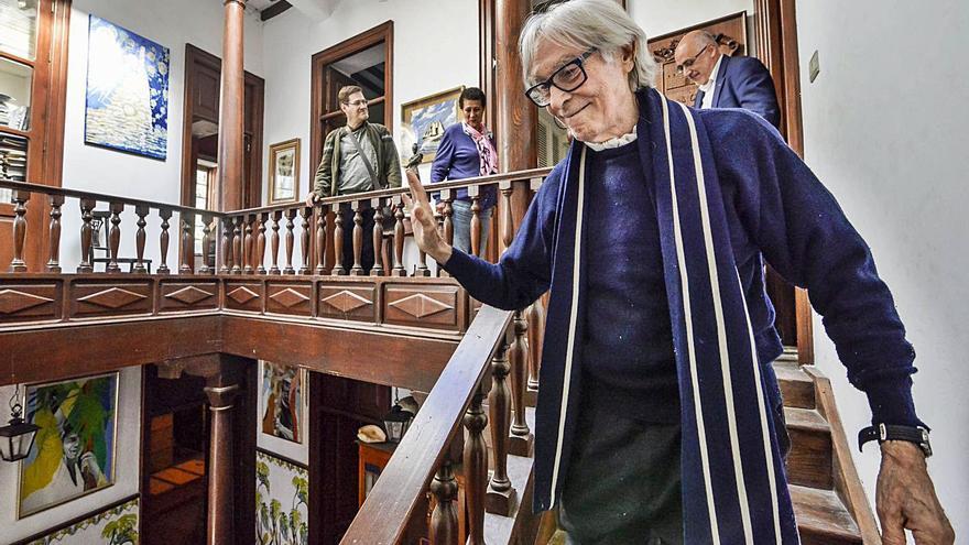 El Cabildo compra la casa natal de Pepe Dámaso para un museo