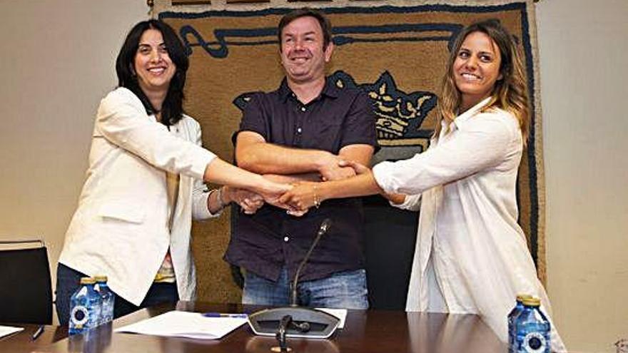 Portela cobrará 33.000 euros al frente del tripartito sadense con el BNG y Alternativa
