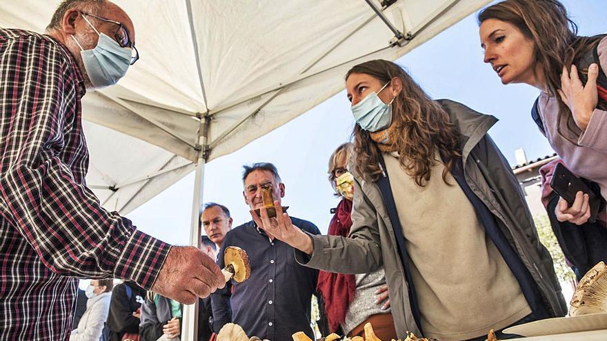 Cal Rosal es reivindica amb la Festa del Bolet com a únic mercat berguedà