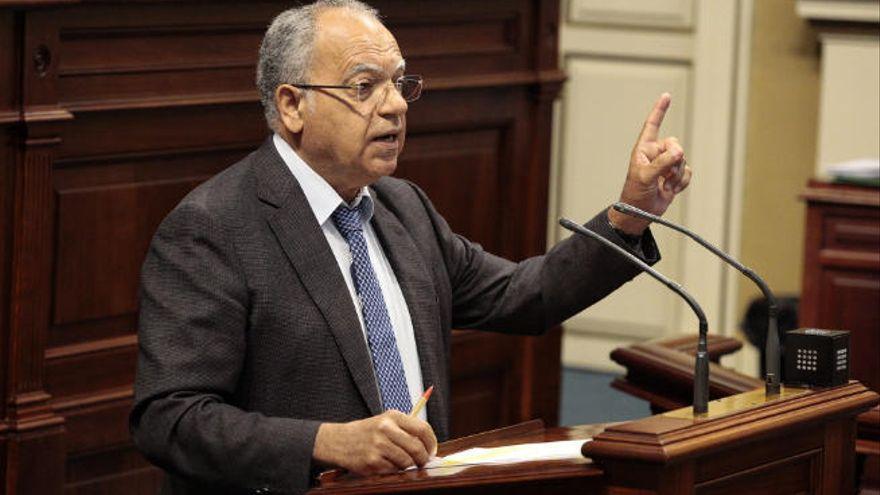 Curbelo pide incrementar las ayudas al sector empresarial
