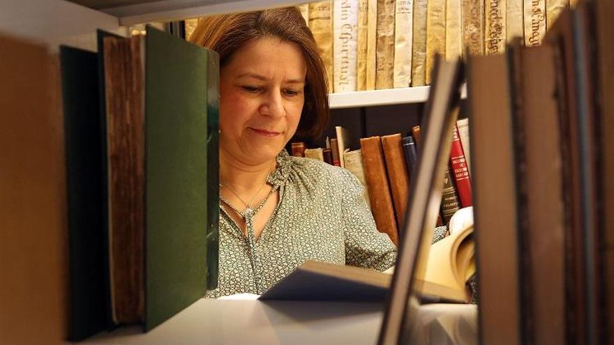 Los libros de la Fundación Ruiz Luque viajan hasta el Instituto Cervantes