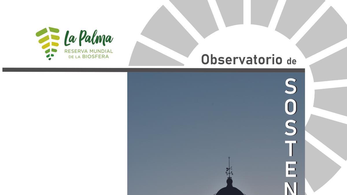 Portada del Observatorio de Sostenibilidad de la Reserva de la Biosfera La Palma