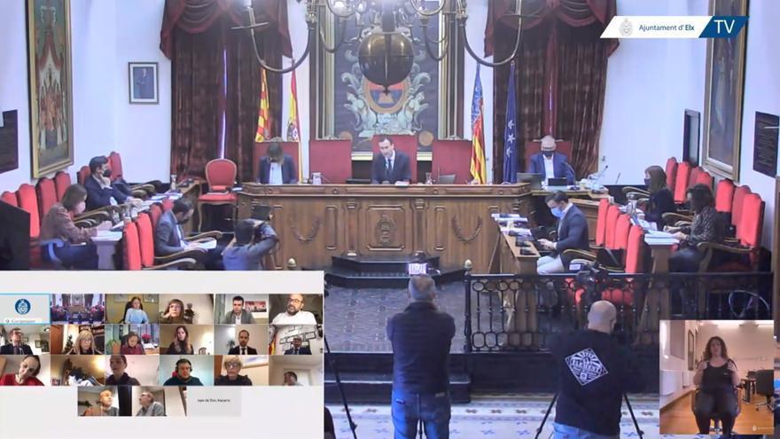 PSOE, PP y Compromís se enzarzan con las enmiendas antes de debatir el presupuesto 2021