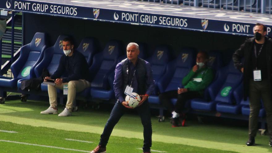 Pellicer, la primera piedra del Málaga CF del próximo curso