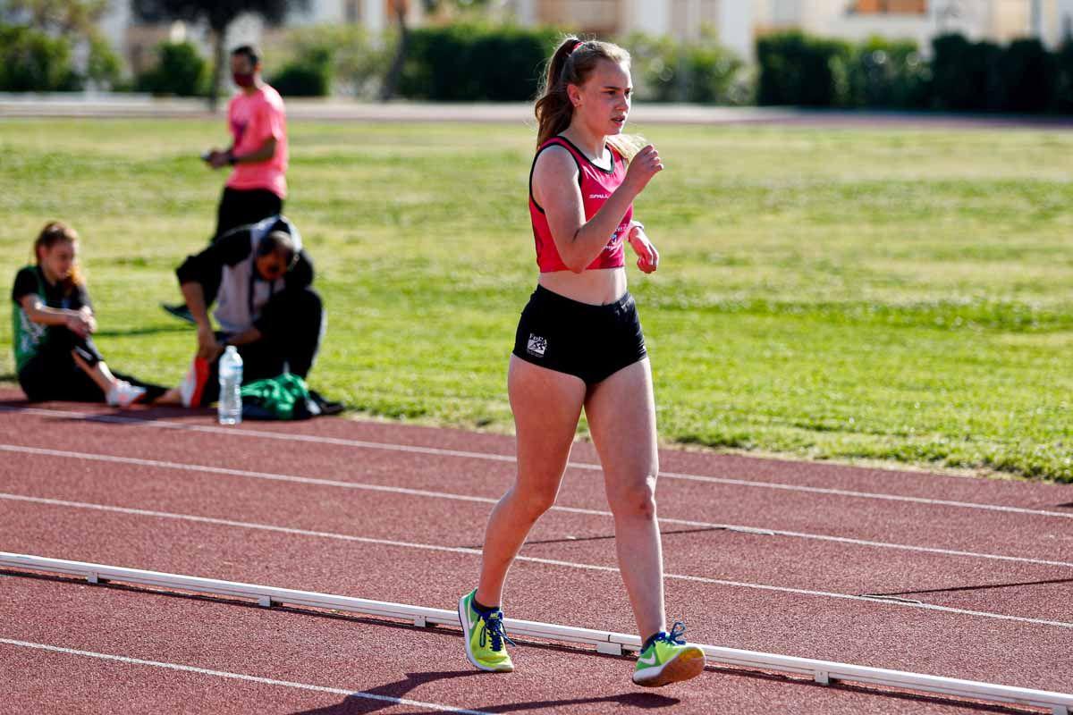 Final Insular Escolar de atletismo en pista para las categorías sub-16 y sub-18