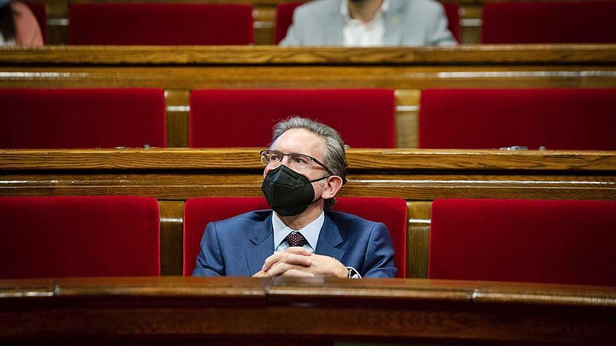 Giró vol portar els pressupostos al Parlament a mitjans d'octubre