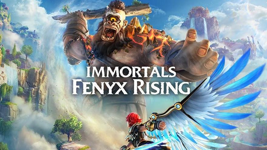 'Immortals Fenyx Rising': un nuevo vídeo de animación muestra a Fenyx en combate