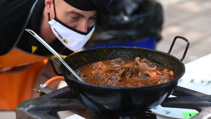 Cocina muy de Córdoba