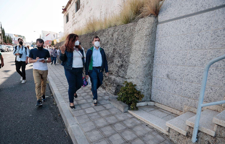 Visita al barrio de Chamberí