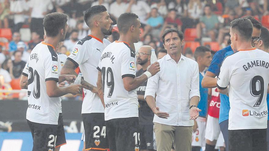 El partido que despidió una época en Mestalla