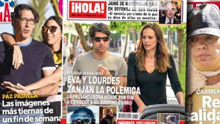 Amor de padre: Marichalar defiende a Victoria Federica y a Froilán