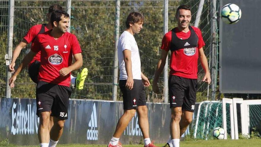 El Sporting insiste con Álex López