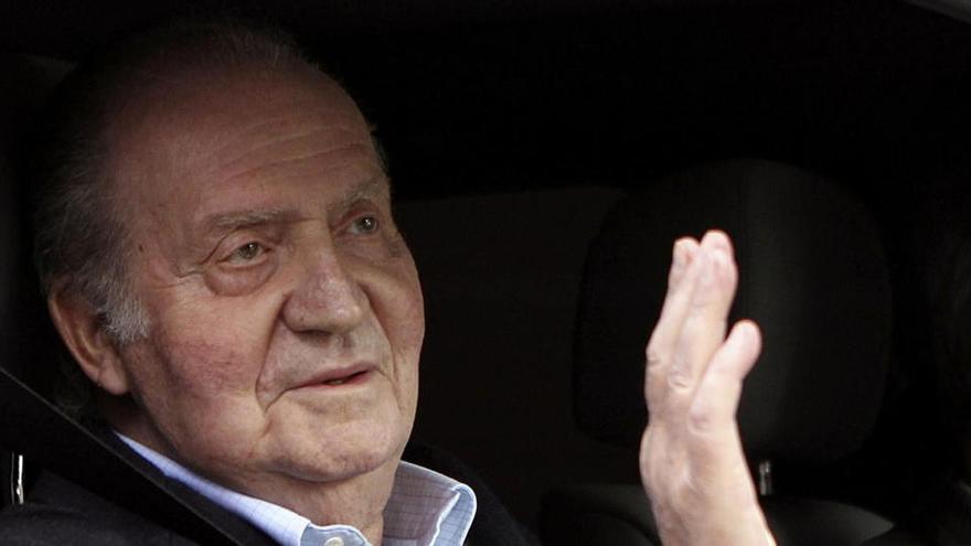 La fiscalía pregunta en México y Londres por las cuentas de Juan Carlos I y su amigo mexicano