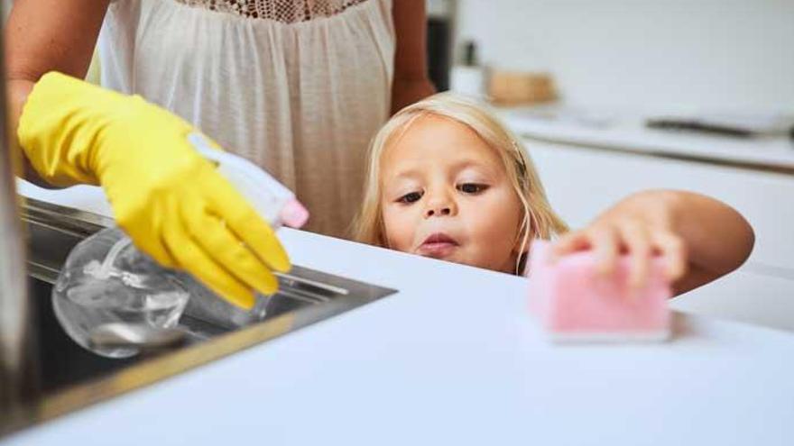 Productos de limpieza que deberías evitar