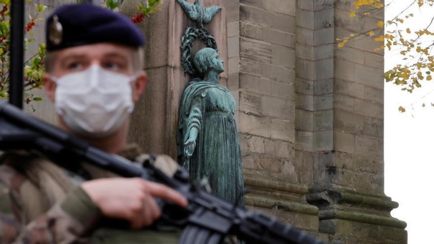 Un segundo detenido con presunta conexión con el atentado de Niza