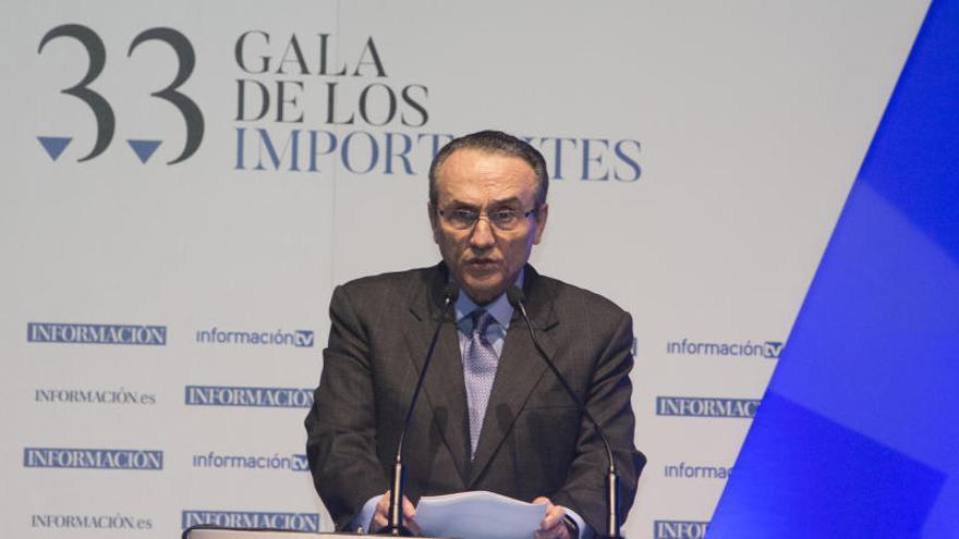 El diario «Información» entrega  en Alicante sus 'Importantes 2017'