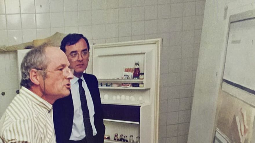 Antonio López, al otro lado del espejo