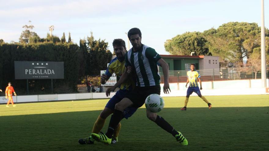 El Peralada juga a Sabadell amb ganes de seguir retallant