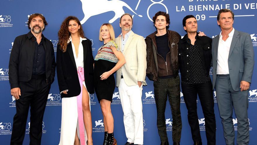 Javier Bardem y Denis Villeneuve retratan el drama medioambiental en 'Dune'