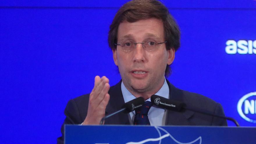 Almeida se muestra dispuesto a 'fichar' a gente de Cs y Vox para su Gobierno