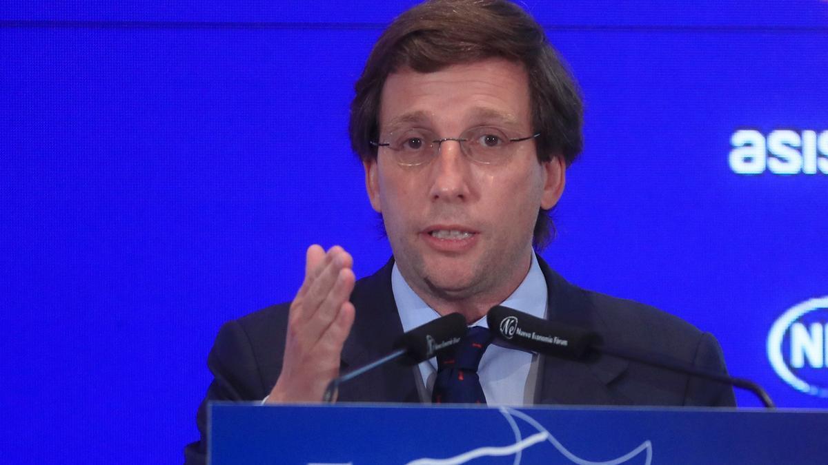 Almeida aspira a emular el resultado electoral de Ayuso y fichar en Cs y Vox.