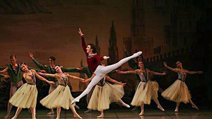 La magia de «El lago de los cisnes» con el Ballet Nacional Ruso