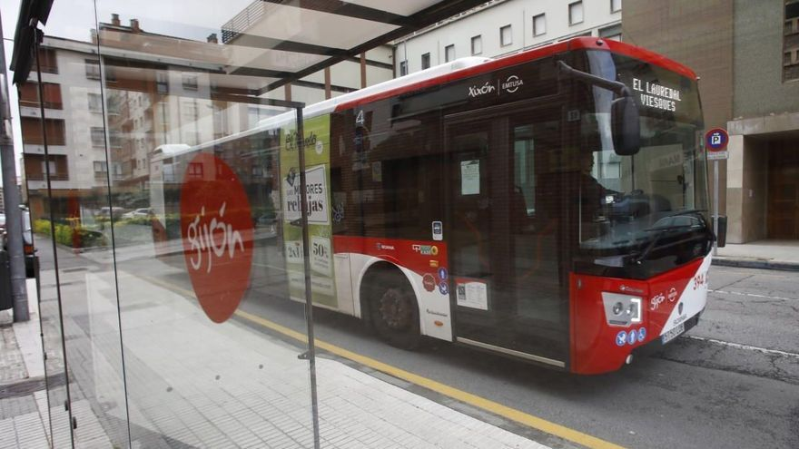 Así vas a poder pagar en el autobús público de Gijón