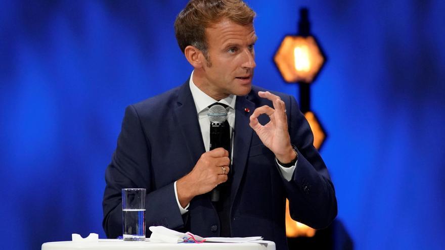 """Macron anuncia la """"neutralización"""" del líder del Estado Islámico en el Sahel"""